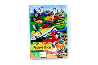 Prince & the Pauper & Little Red Riding Hood -Kids DVD Series New Region ALL