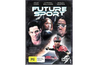 FUTURE SPORT DEAN CAIN VANESSA WILLIAMS WESLEY SNIPES - DVD New