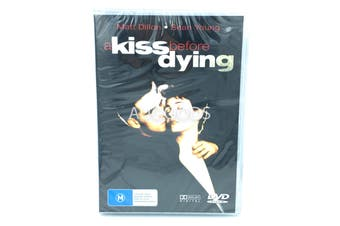 A Kiss Before Dying - Rare DVD Aus Stock New Region ALL