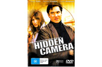 Hidden Camera - Rare DVD Aus Stock New Region ALL