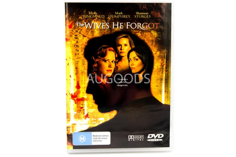 The Wives He Forgot - Rare DVD Aus Stock New