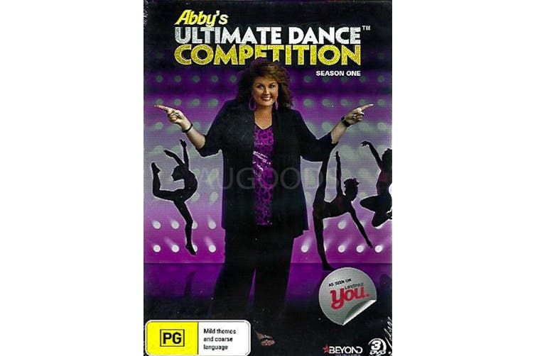 ULTIMATE DANCE COMPETITION -Educational Series Region 4 DVD NEW