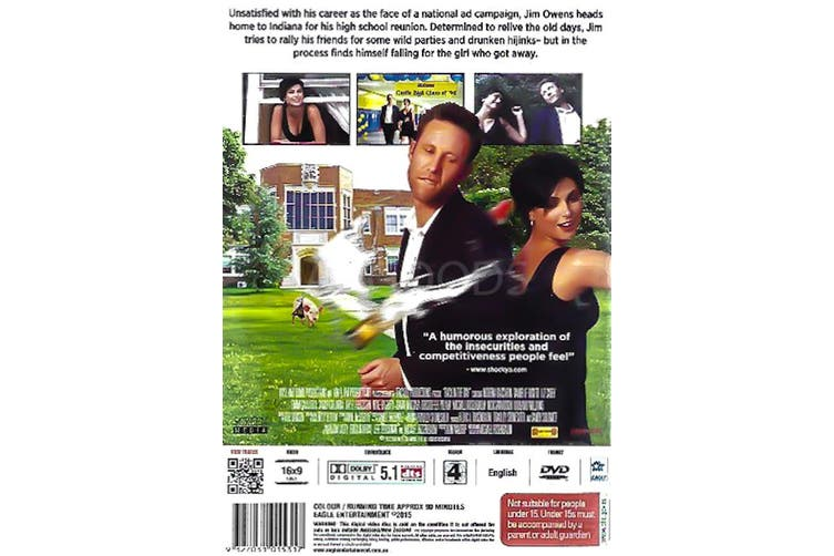 BACK IN THE DAY -Comedy Series Region 4 Rare- Aus Stock DVD NEW
