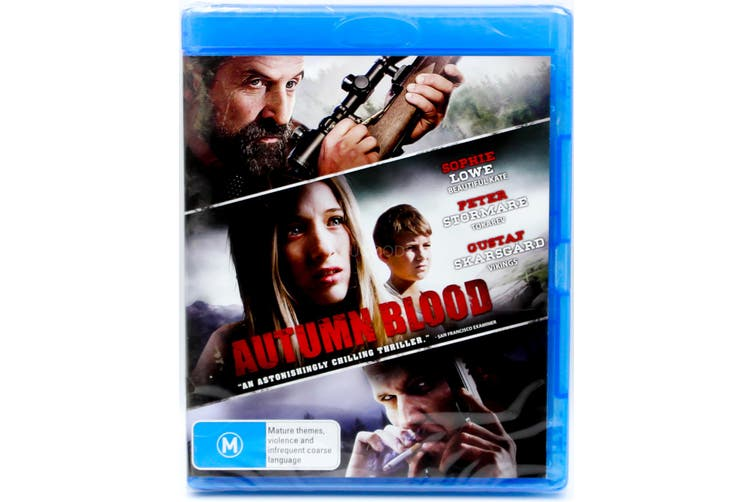 Autumn Blood - Rare- Aus Stock Blu-Ray NEW