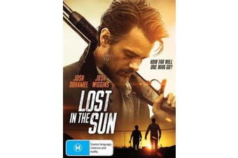 Lost In The Sun - Rare DVD Aus Stock New