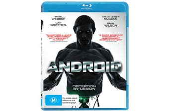 ANDROID - Rare Blu-Ray Aus Stock New Region B