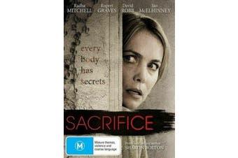 Sacrifice -Ian McElhinney David Robb Rupert Graves -Thriller- - DVD New
