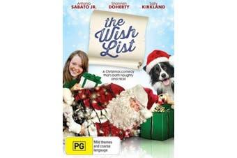 The Wish List -Rare DVD Aus Stock -Kids & Family New