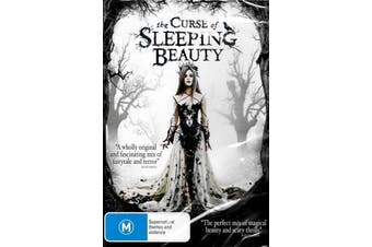 The Curse of Sleeping Beauty - Rare DVD Aus Stock New Region 4