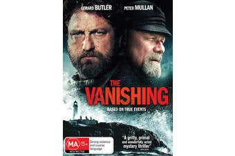 The Vanishing - Rare DVD Aus Stock New Region 4