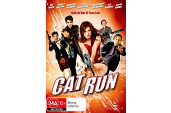 Cat Run - Rare DVD Aus Stock New Region 4