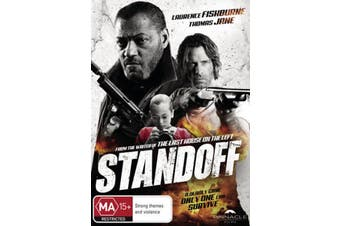 Standoff - Rare DVD Aus Stock New Region 4