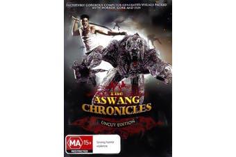 THE ASWANG CHRONICLES - Rare DVD Aus Stock New