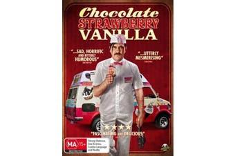 Chocolate Strawberry Vanilla - Rare DVD Aus Stock New