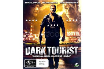 DARK TOURIST -Rare Blu-Ray Aus Stock -War New Region 4