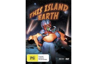 This Island Earth - Rare DVD Aus Stock New