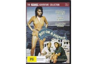 Boy on a Dolphin (1957) : Sophia Loren Alan Ladd Clifton Webb -Family DVD New
