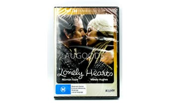 Lonely Hearts -Rare DVD Aus Stock Comedy New Region ALL