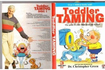 Toddler Taming Dr Christopher Green 3 Disc Set Set -Educational DVD Series New