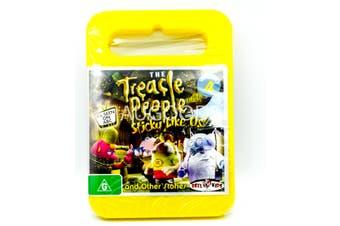 The Treacle People - Sticky Like Us! -Kids DVD Series Rare Aus Stock New
