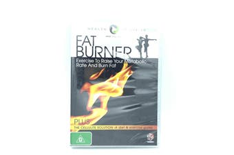 Fat burner: exercise to raise heart rate burn weight health wellbeing