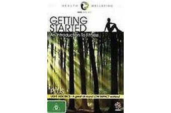 GETTING STARTED AN INTRODUCTION TO FITNESS -Educational DVD Series New