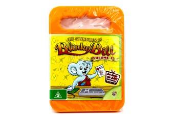 The Adventures of Blinky Bill Volume 3 -Kids DVD Series Rare Aus Stock New