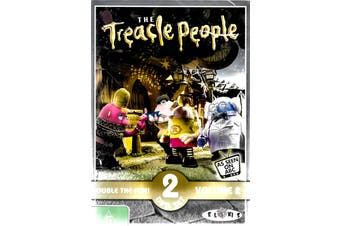 THE TREACLE PEOPLE 2-DISC SET - Rare DVD Aus Stock New Region 4