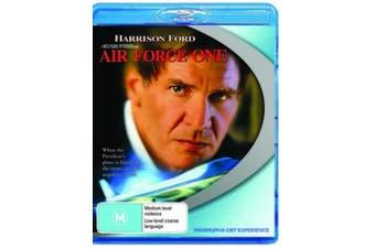Air Force One - Rare Blu-Ray Aus Stock New Region B