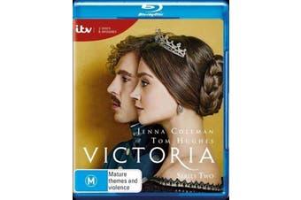 Victoria : Series 2 - Rare Blu-Ray Aus Stock New Region B