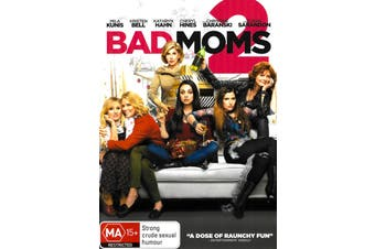 Bad Moms 2 -Rare DVD Aus Stock Comedy New Region 4