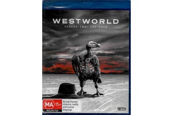 Westworld: Season 2 - The Door - Blu-Ray Series Rare Aus Stock New Region B