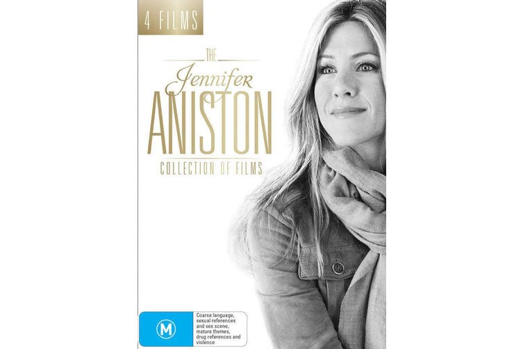 Jennifer Aniston -Management /Rumour Has It /Friends w Money /Love Happens