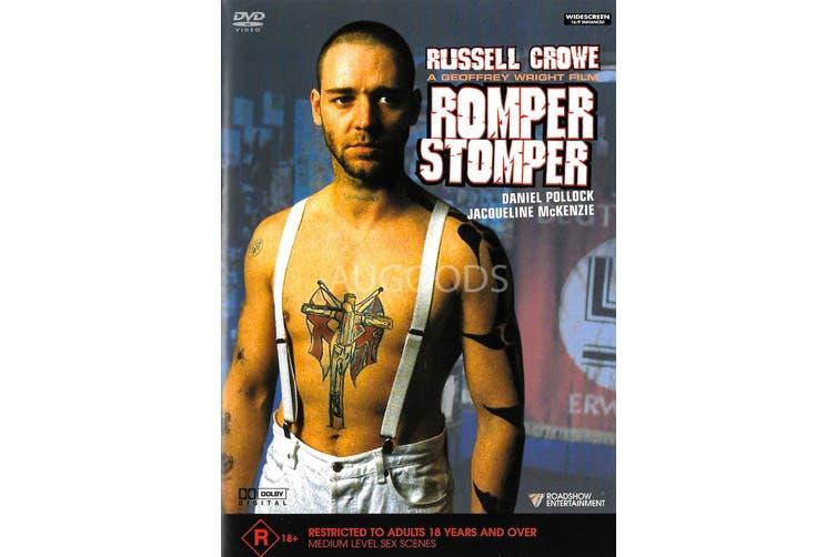 Romper Stomper - Region 4 Rare- Aus Stock DVD NEW