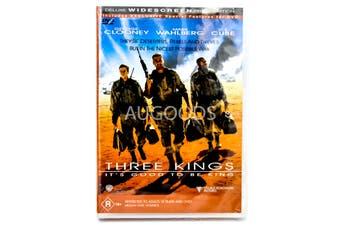 Three Kings - Rare DVD Aus Stock New