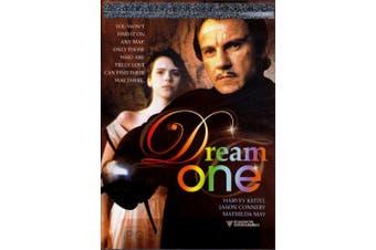 DREAM ONE Harvey Keitel Jason Connery Mathilda May - Rare DVD Aus Stock New