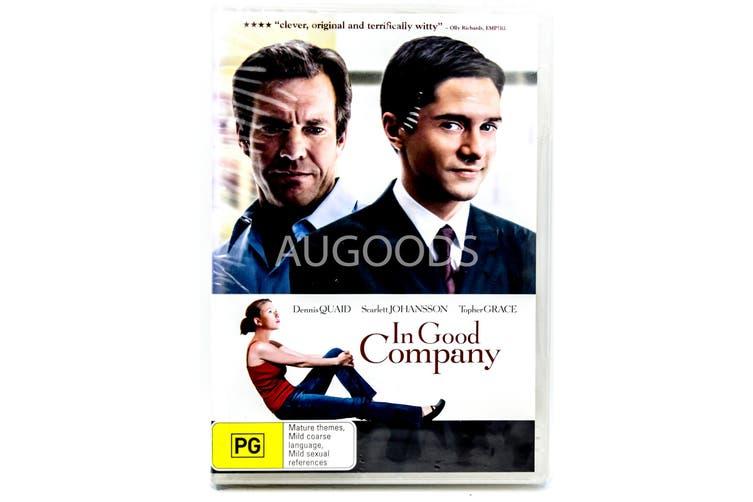 In Good Company - Region 4 Rare- Aus Stock DVD NEW