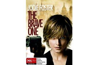 The Brave One - Rare DVD Aus Stock New