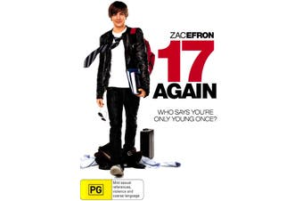 17 Again -Rare DVD Aus Stock Comedy New Region 4