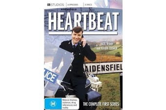Heartbeat : Series 1 - DVD Series Rare Aus Stock New