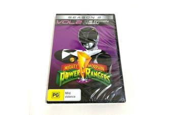 Mighty Morphin Power Rangers - The Green Dream: Season 2 : Vol 2