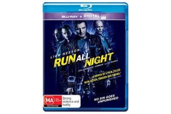 Run All Night (UV) - Rare Blu-Ray Aus Stock New Region B