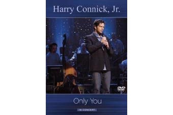 Harry Connick. Jr Only You - Series Region All Rare- Aus Stock DVD NEW
