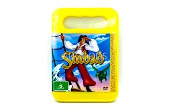 The Golden Films - Sinbad -Kids Series Rare- Aus Stock DVD NEW