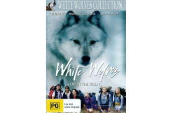 White Wolves - Action / Adventure / Family / Kids - Ami Dolenz -Family DVD New
