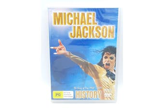 Michael Jackson the king of POP History -Rare DVD Aus Stock Comedy New