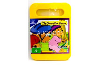 The Berenstain Bears -Kids Series Region 4 Rare- Aus Stock DVD NEW