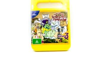Maurice Sendak's Seven Little Monsters Volume 3 -Kids Series DVD NEW