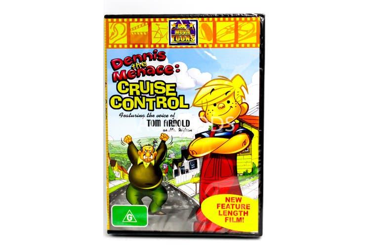 Dennis the Menace : Cruise Control -Kids Series Rare- Aus Stock DVD NEW