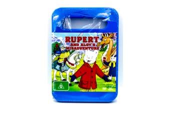 Rupert and Algy's Misadventure -Kids Series Rare- Aus Stock DVD NEW
